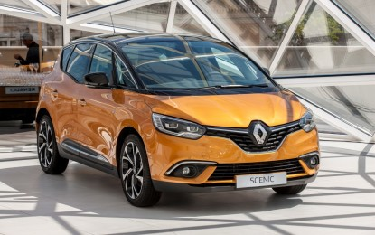 Nuova Renault Scénic, quarta generazione