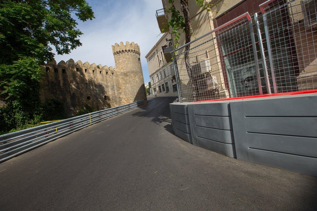 GP Europa: set e mescole per Baku