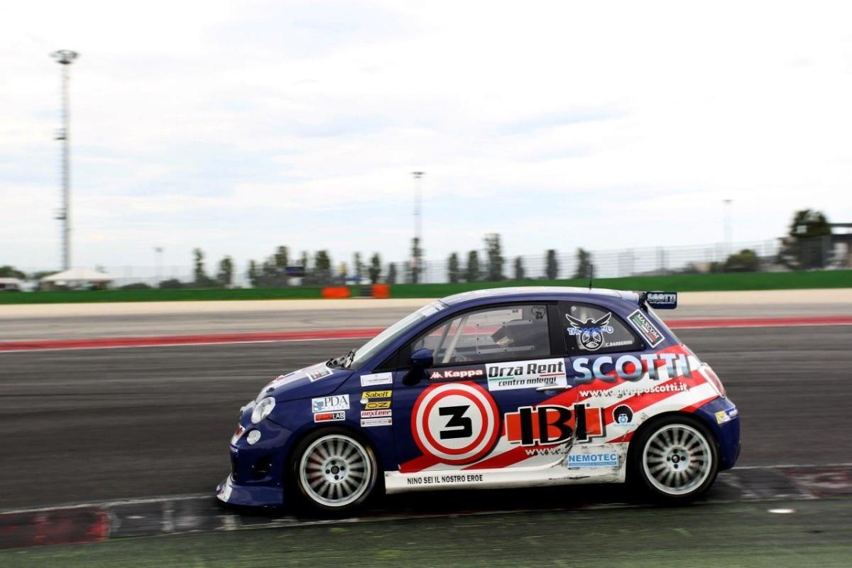 Trofeo Abarth: a Misano vincono Barberini e Darbom