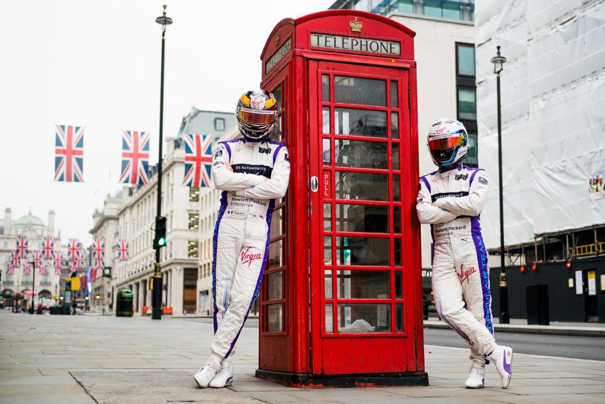 Formula E: DS Virgin Racing vuole un gran finale!