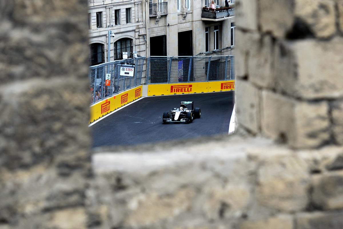 GP Europa: il punto Pirelli sulle prove libere