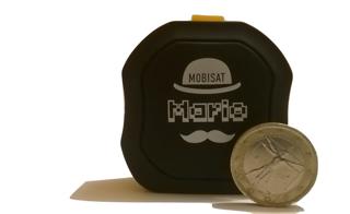 Mario by Mobisat, localizzatore satellitare tascabile