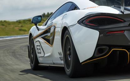 Svelata a Goodwood la McLaren 570S Sprint
