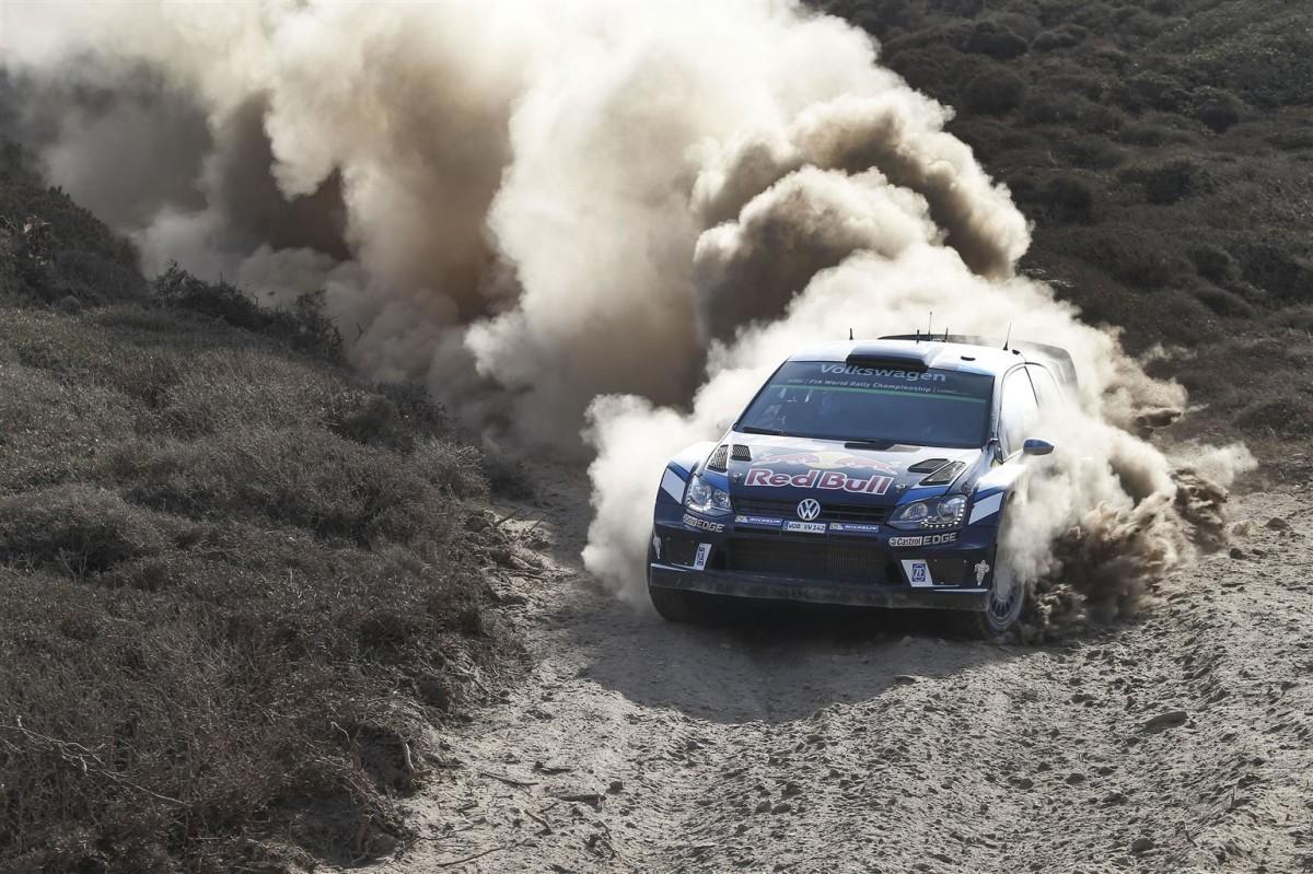 Rally d'Italia: Volkswagen e Ogier sempre più leader
