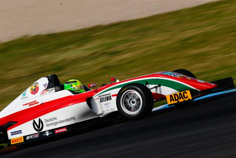 F4: second win for Mick Schumacher at Lausitzring