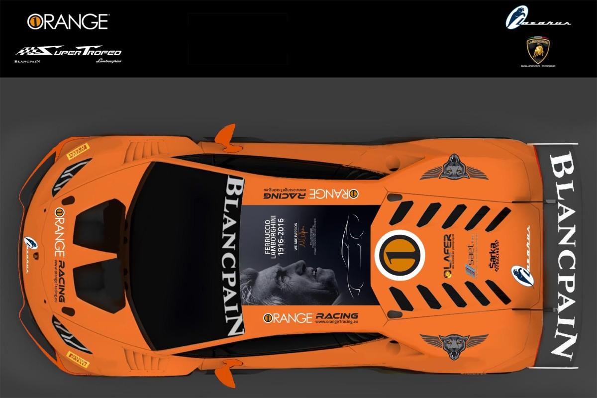Orange1 celebra Ferruccio Lamborghini