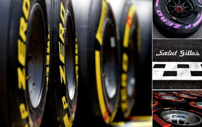 GP Canada: set scelti da team e piloti