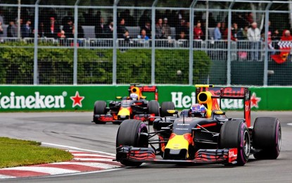 Red Bull keeping same drivers in 2017 and 2018