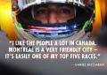 Daniel Ricciardo: uno sguardo su Canada e Baku