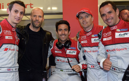 Le Mans: star di Hollywood e curiosità dal box Audi