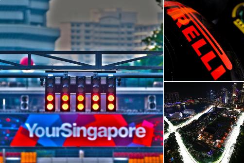Pirelli annuncia mescole e set per Singapore