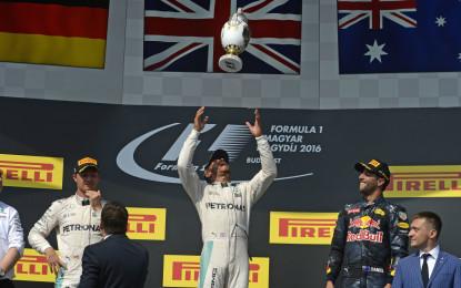 GP Ungheria: il punto Pirelli sulla gara