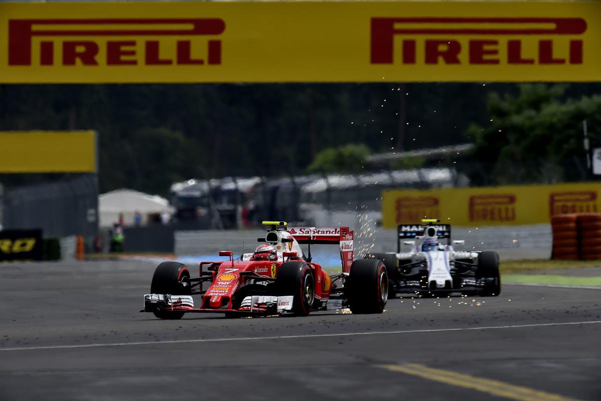 GP Germania: il punto Pirelli sulle libere