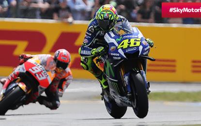 MotoGP: il programma del GP di Gran Bretagna