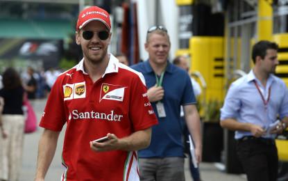 GP Germania: Vettel e la scelta di un approccio diverso