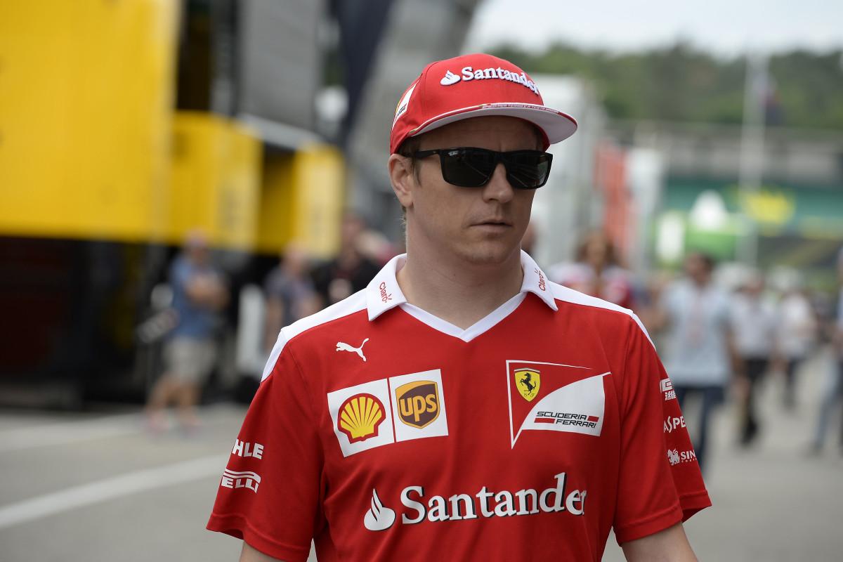 GP Germania: Kimi punta tutto sulle qualifiche