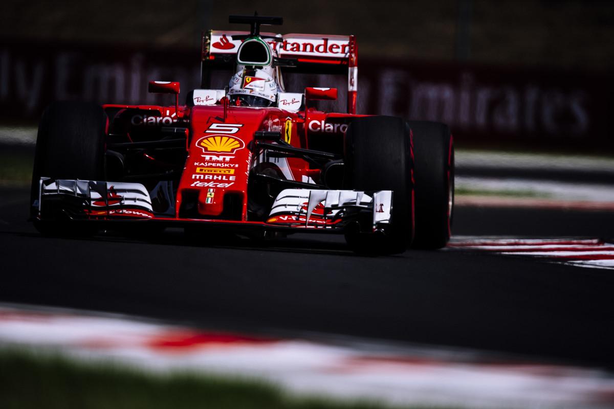 GP Ungheria: il punto Ferrari sulle libere