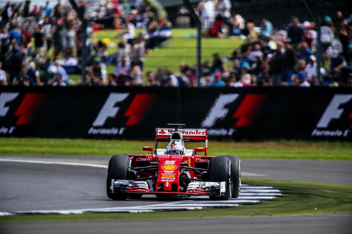 GP Gran Bretagna: il punto Ferrari sulle libere