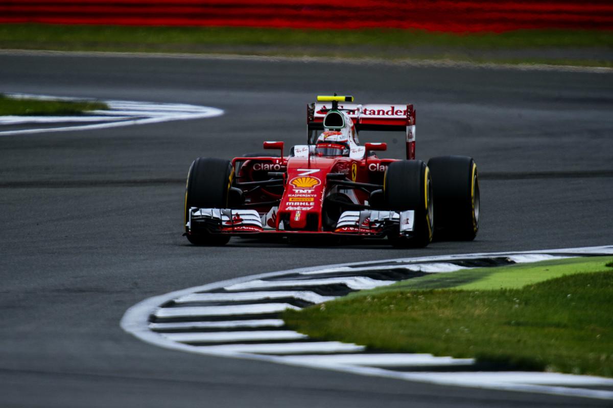 Gran Bretagna: in qualifica Raikkonen 5°, Vettel 6° (ma 11°)