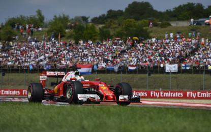 GP Ungheria: il punto Ferrari sulla gara