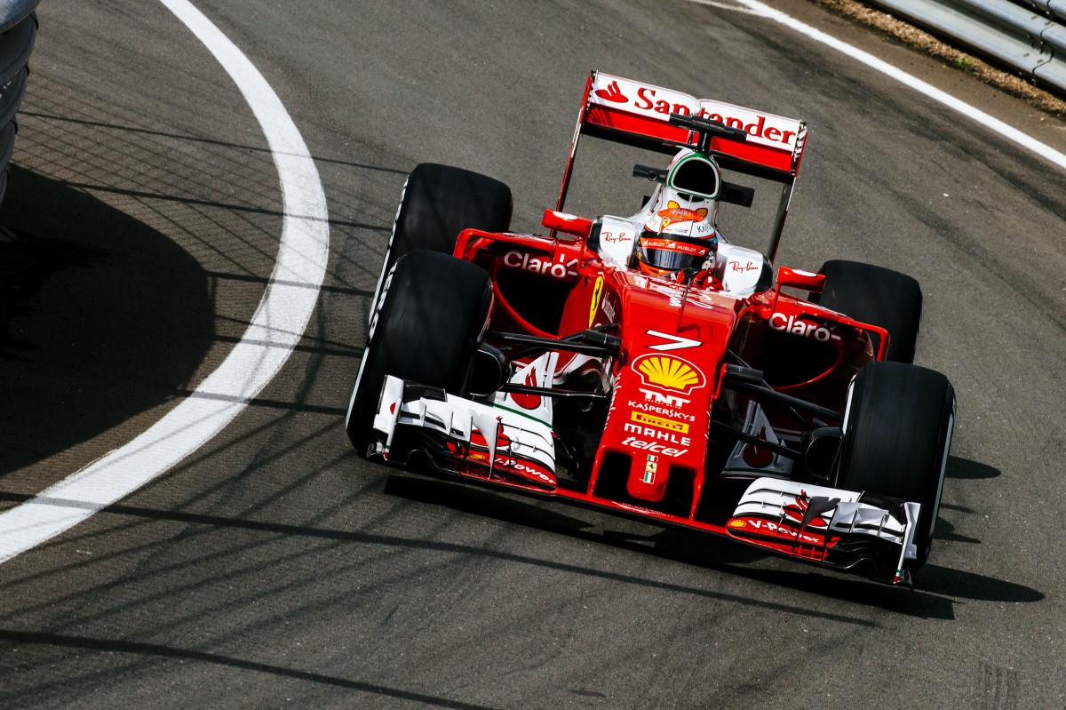 Test Silverstone: tocca a Kimi Raikkonen