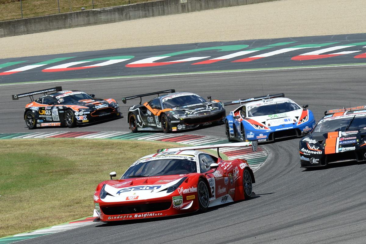 Ferrari: due vittorie e 7 podii al Mugello