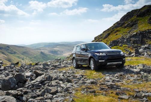 Jaguar Land Rover: guida autonoma off-road
