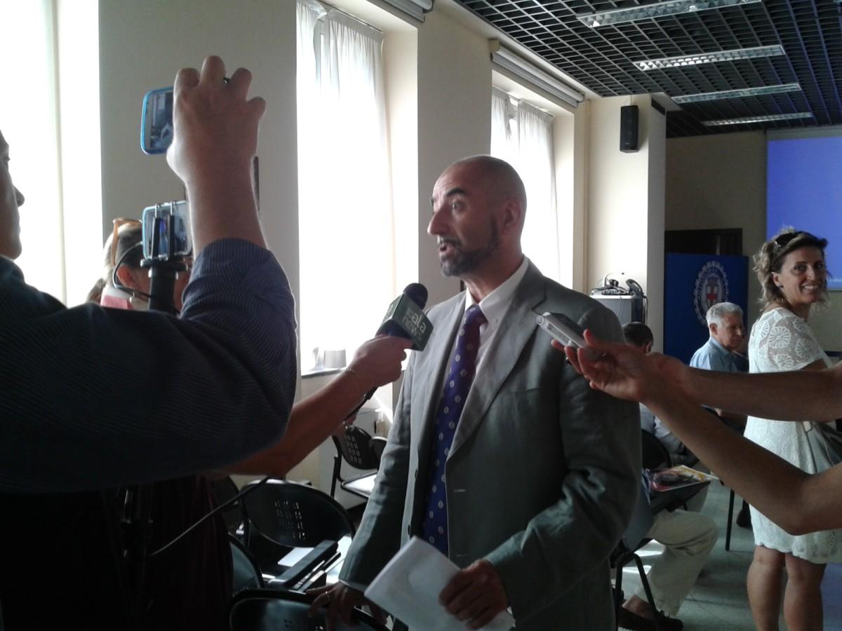 Intervista a Ivan Capelli sul futuro del GP d'Italia a Monza
