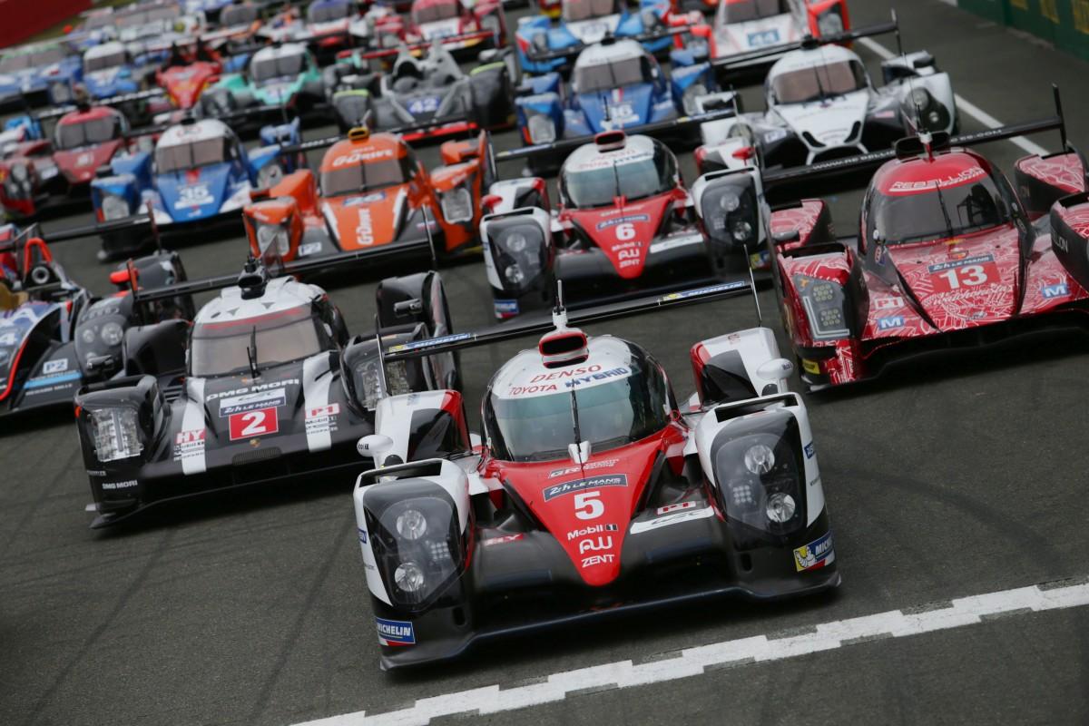Obiettivo podio al Nurburgring per Toyota Gazoo Racing
