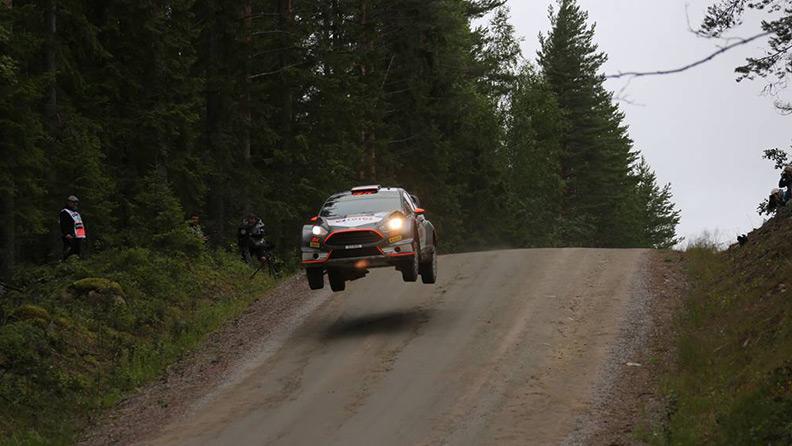 Rally di Finlandia: unico al mondo!