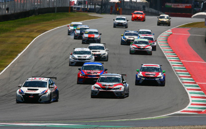 Aci Racing Weekend: la domenica al Mugello