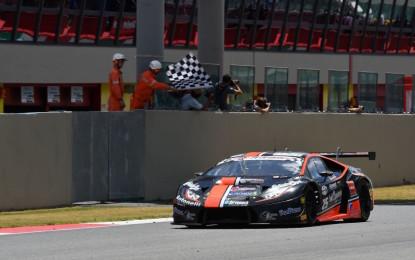 La Lamborghini Huracán vince al Mugello e in Giappone