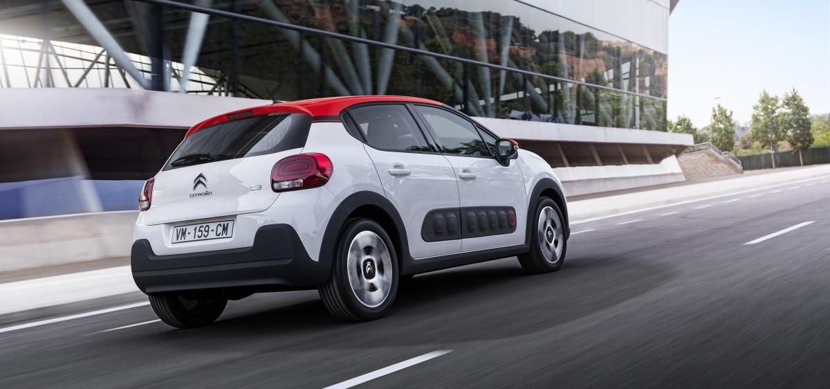 Nuova C3: la nuova offensiva di Citroën