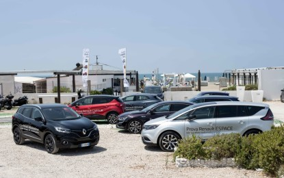 Renault Absolute Drive Tour