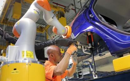 Ford, i Co-bot e la rivoluzione industriale 4.0