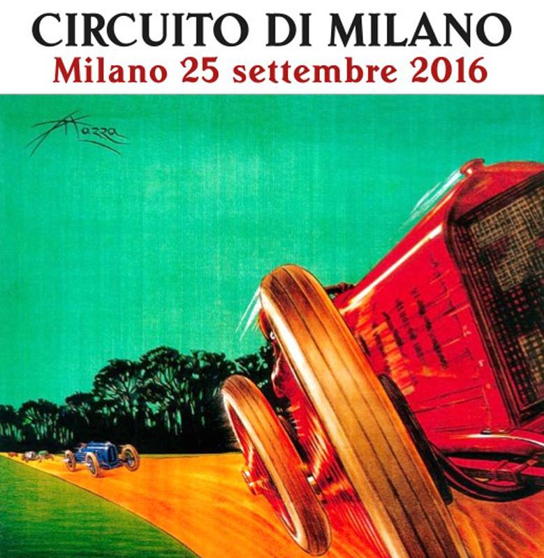 Domenica torna il Circuito di Milano