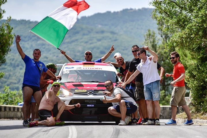 CIVM: podio per la Citroën C3 Max alla 54° Svolte di Popoli
