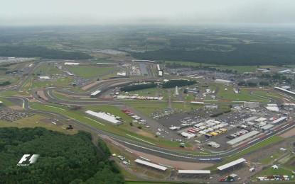 GP Gran Bretagna: la griglia di partenza
