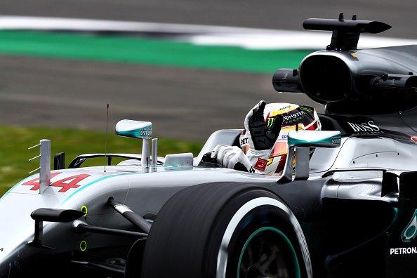 Gran Bretagna: Hamilton e Rosberg davanti nelle FP1