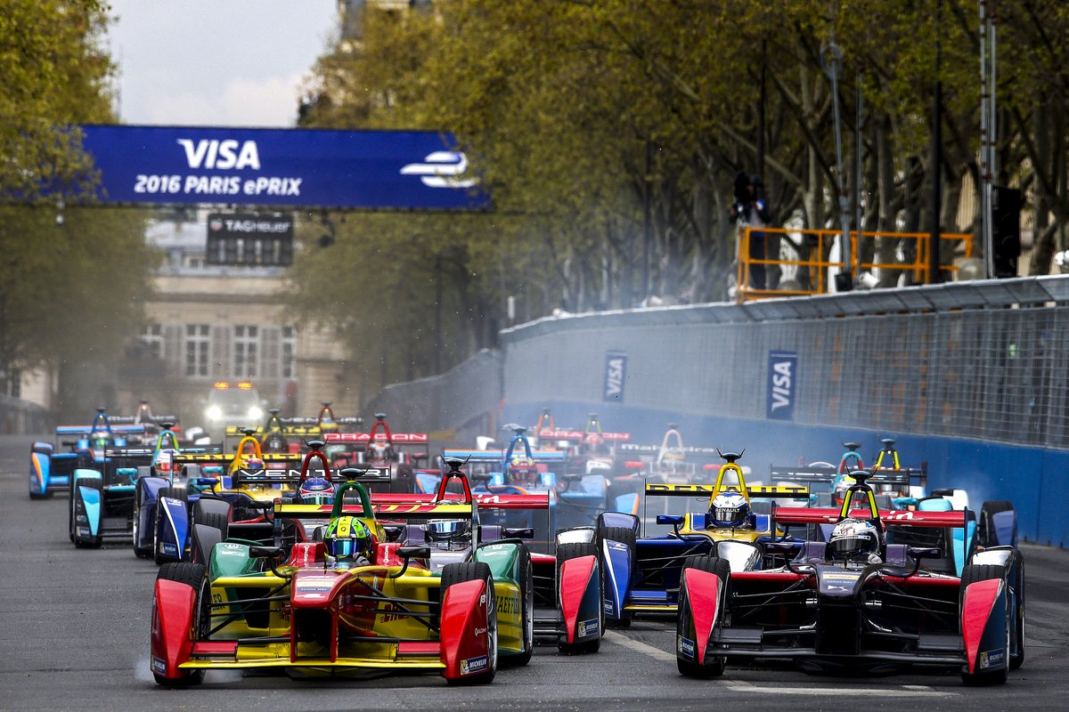 Formula E: cinque new entry nel calendario 2016/2017