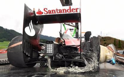 Pirelli: concluse le analisi sulla gomma di Vettel