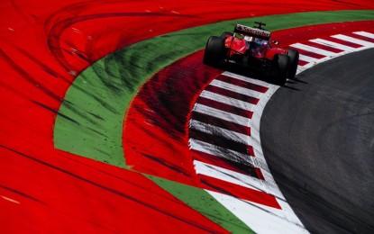 GP Austria: il punto Ferrari sulla gara, Kimi 3°, Seb KO