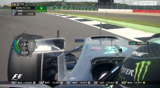 Il Team Mercedes rinuncia a presentare appello