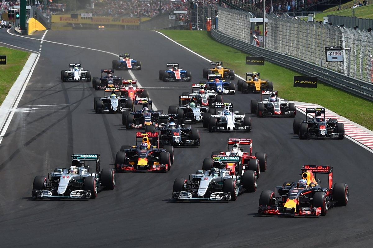 Lo strategy group discuterà delle regole in F1