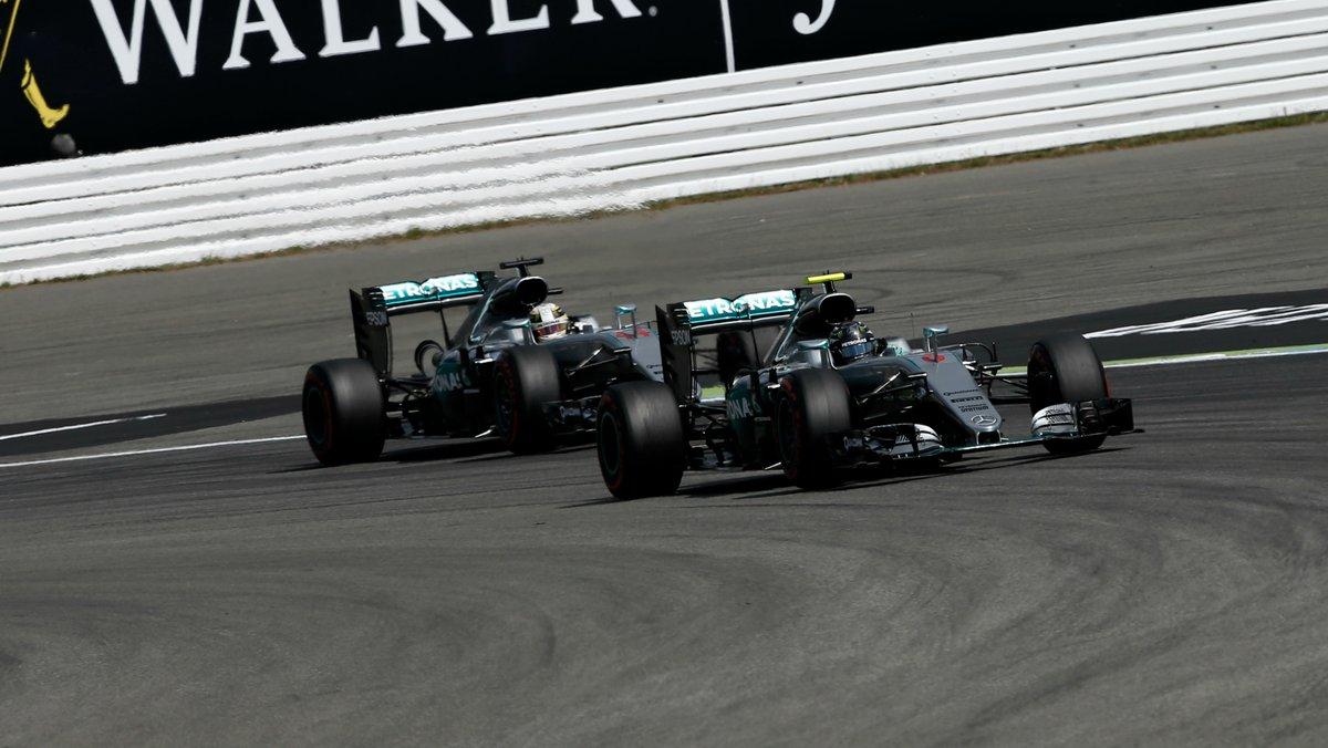 GP Germania: ancora Mercedes nelle FP3. Ferrari 4° e 5°
