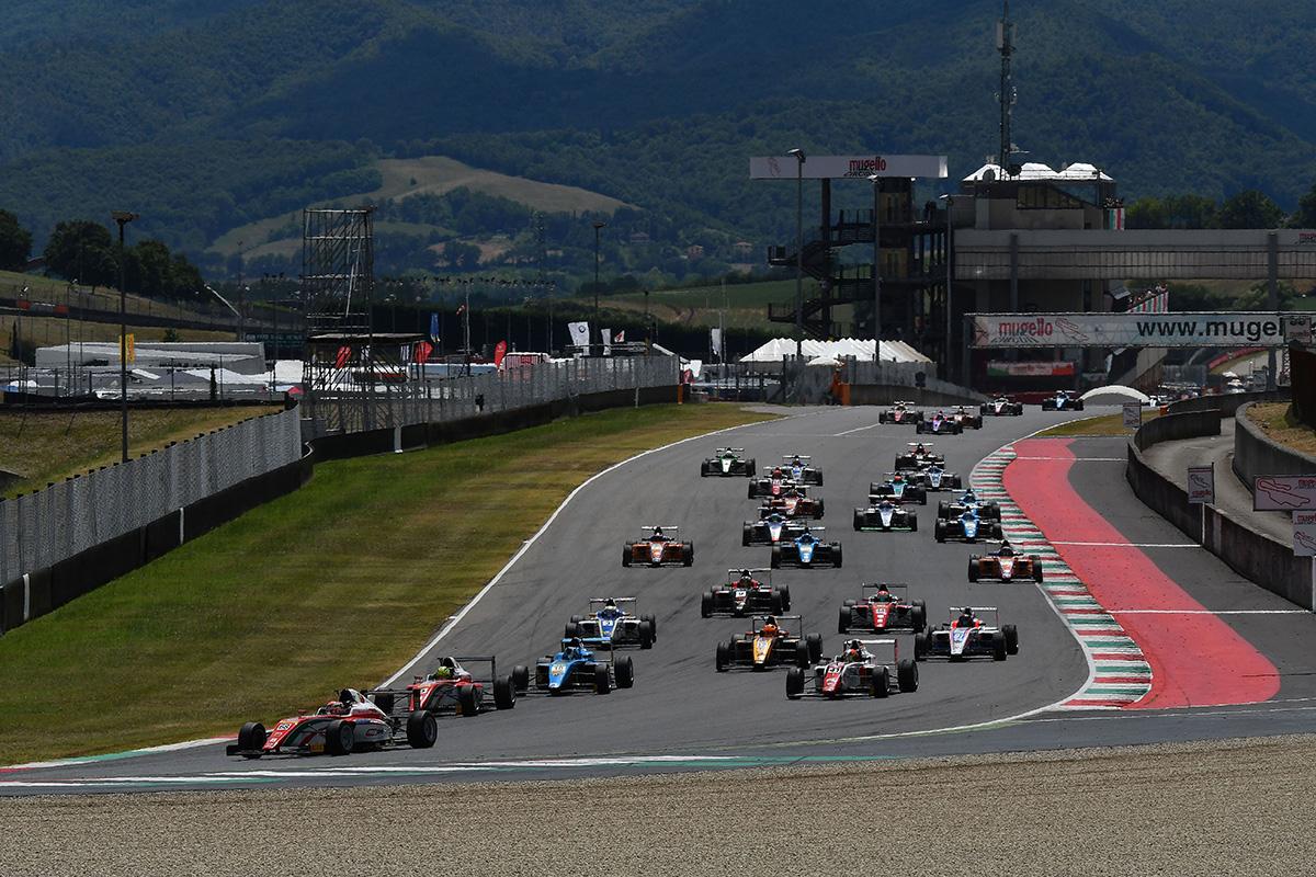 Aci Racing Weekend: il punto sul sabato al Mugello