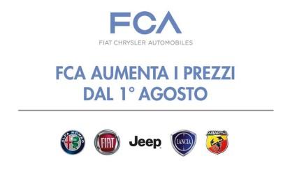 FCA: tutto a prezzi stracciati! Venghino, signori, venghino!