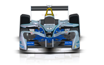 New look for Formula E cars