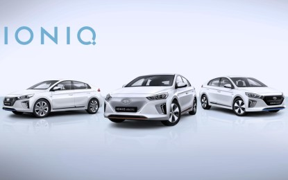 Hyundai presenta IONIQattitude