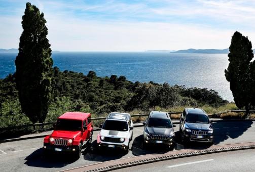Jeep: estate in Costa Smeralda